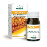 PROPOLIS TITRATED EXTRACT 60 tablets