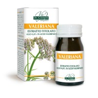 VALERIAN TITRATED EXTRACT 60 Tablets